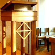 Woodpecker Enterprises - Liturgical Furniture - Lectern