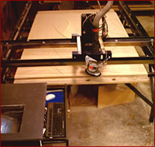 Woodpecker CNC Router