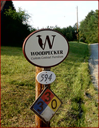 Woodpecker Sign